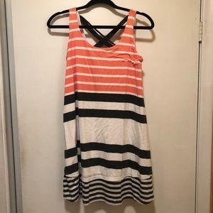 Anthropologie Lose Beachy Dress